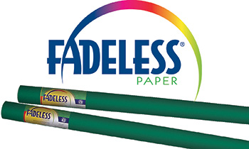 Fadeless 48 X 50 Roll Emerald Green