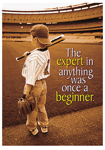 Poster The Expert In Anything 13 X 19 Large