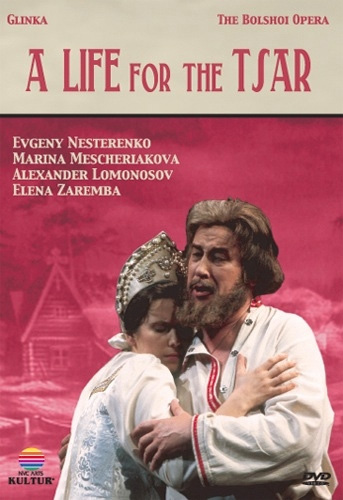 A Life for The Tsar (Bolshoi Opera) DVD