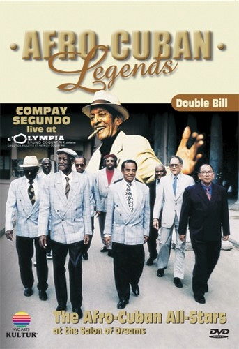 Afro-Cuban Legends DVD by Kultur Films