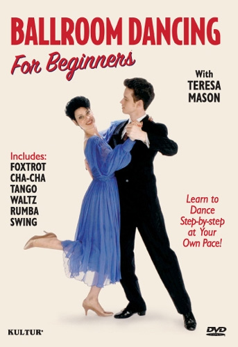 Ballroom Dancing for Beginners with Teresa Mason DVD