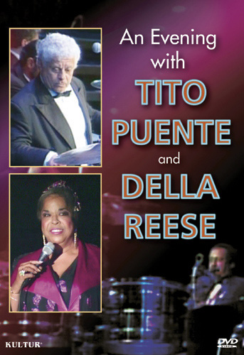 An Evening with Tito Puente and Della Reese DVD