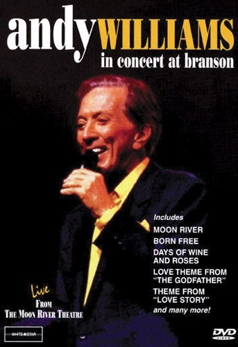 Andy Williams in Concert at Branson DVD