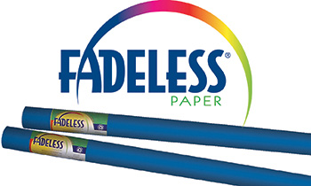 Fadeless 48x12 Rich Blue Sold 4rls To A Carton