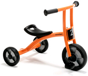 Winther Tricycle Small Age 2-4