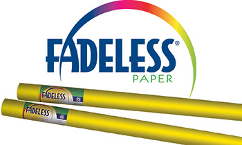 Fadeless 48 X 50 Roll Canary Yellow