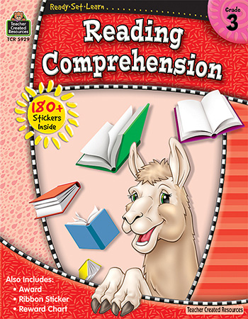 Rsl Reading Comprehension Gr 3