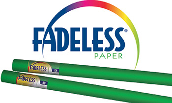 Fadeless Paper 24x12ft Apple Green
