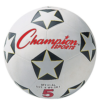 Champion Soccer Ball No 3