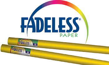 Fadeless 48 X 50 Roll Dark Yellow