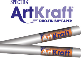 Art Kraft Roll 48 X 200 White
