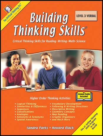 levels of critical thinking skills