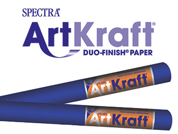 Art Kraft Royal Blue 48in X 200ft
