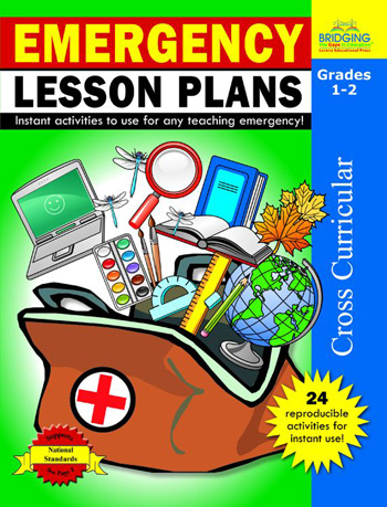Emergency Lesson Plans Gr 1-2