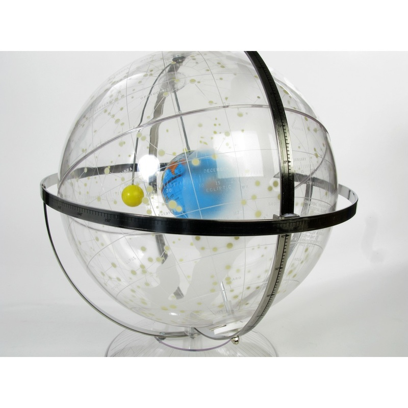 Scott Resources & Hubbard Scientific Product: Celestial Star Globe, Transparent