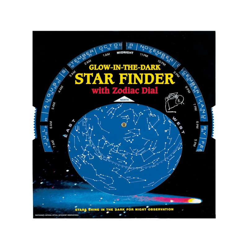 Scott Resources & Hubbard Scientific Glow in the Dark Star Finders: Individual