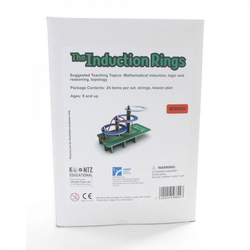 The Induction Rings