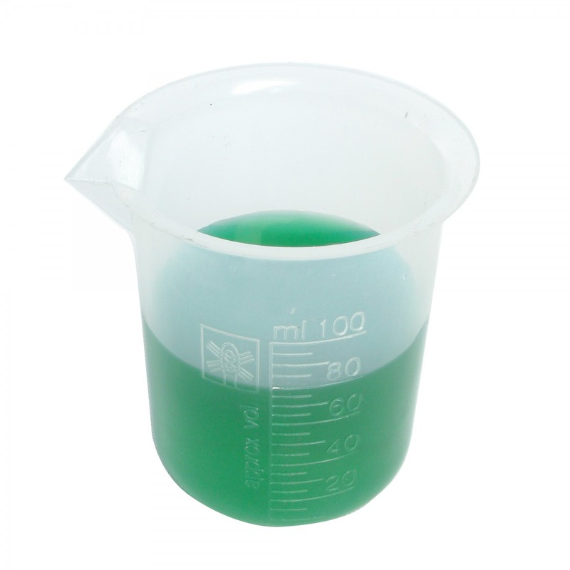 American Educational Beaker, Graduated, 100ml Capacity