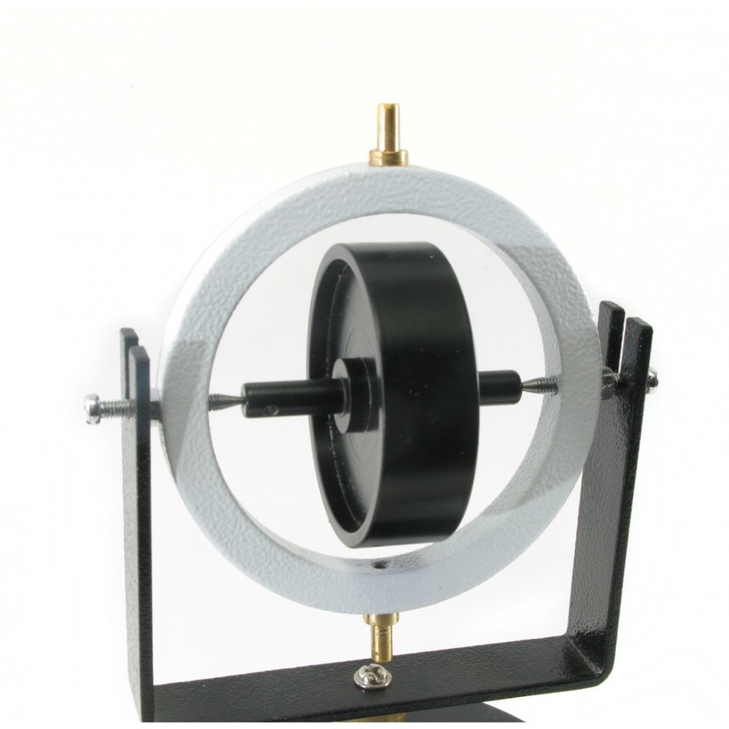 Gyroscope With Gimbal Cradle