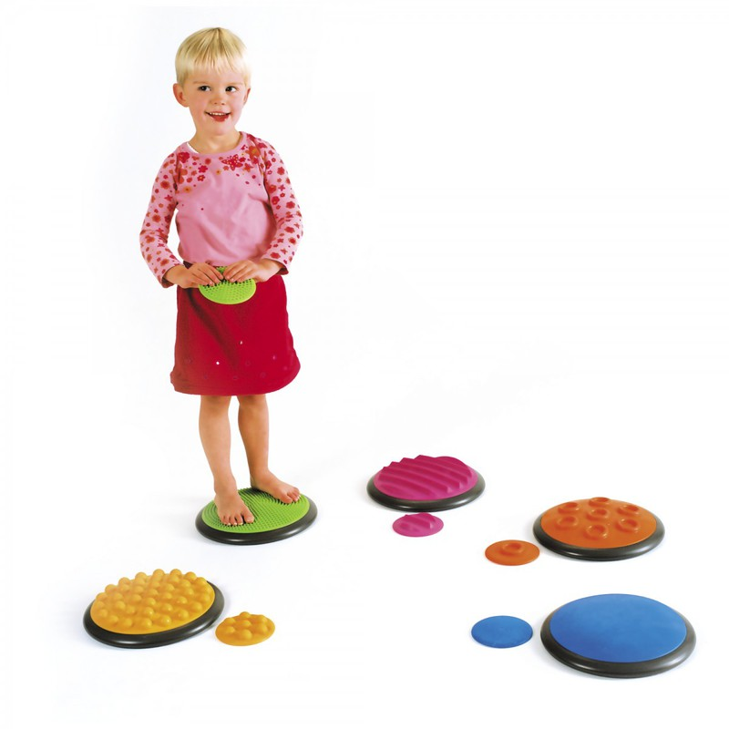 Gonge Tactile Disc: Set of 5