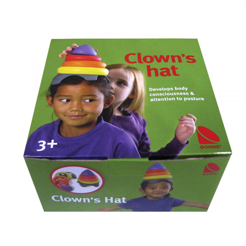 Gonge Clown's Hat