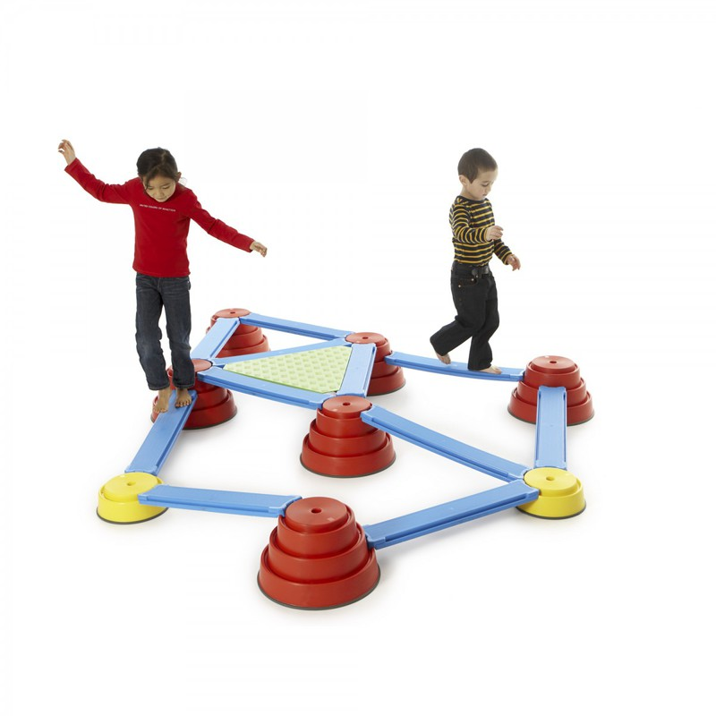 Gonge Build N' Balance Set - Balance Play Equipment