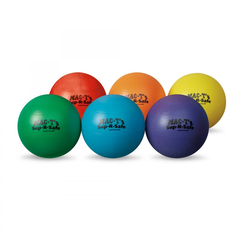 American Education Sup-R-Safe Volleyballs: Set 6
