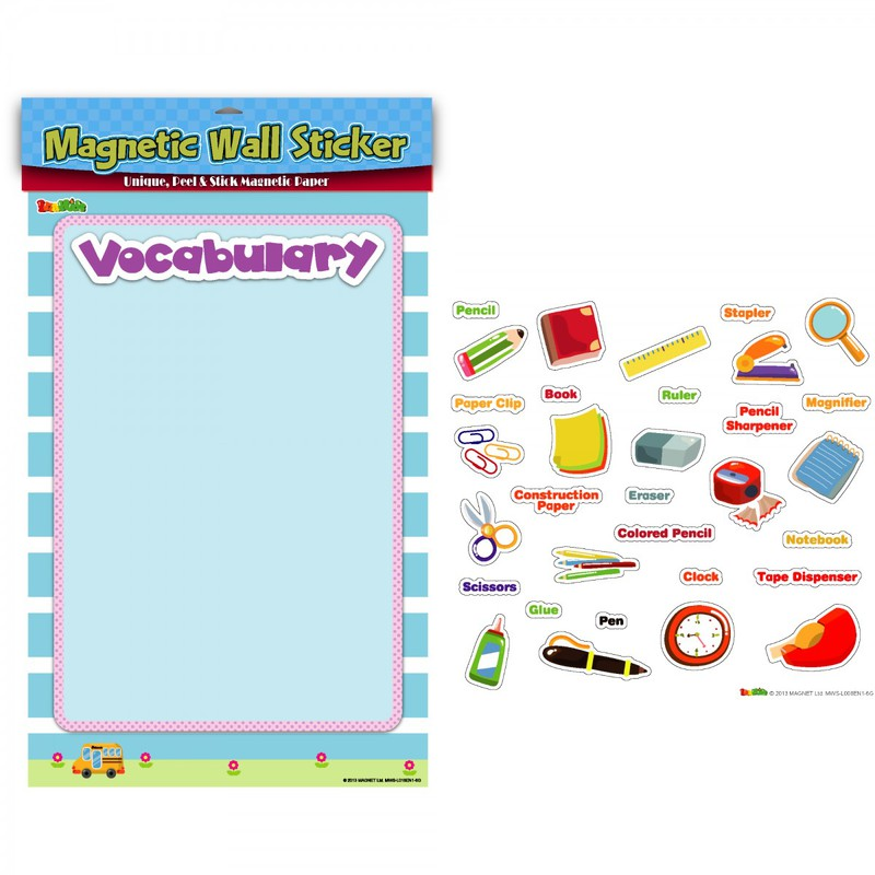 American Educational Magnetic Wall Stickers: Stationary