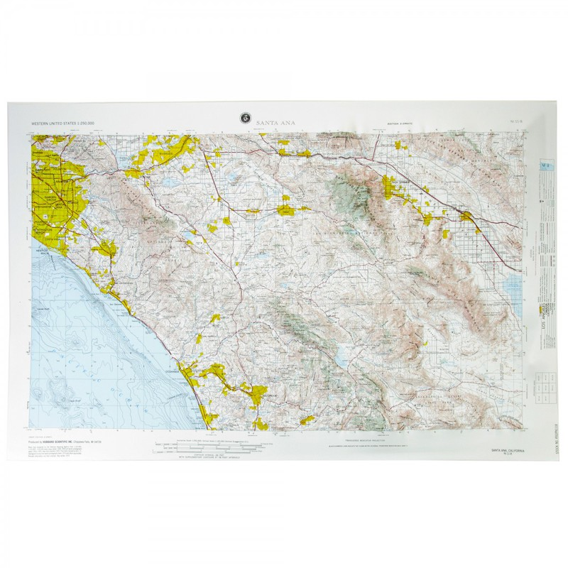 American Education Santa Ana: Gold Frame