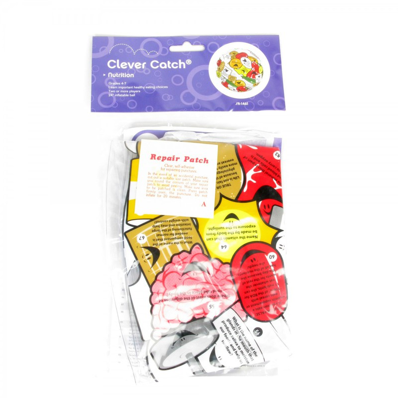 American Educational Clever Catch® Food and Nutrition