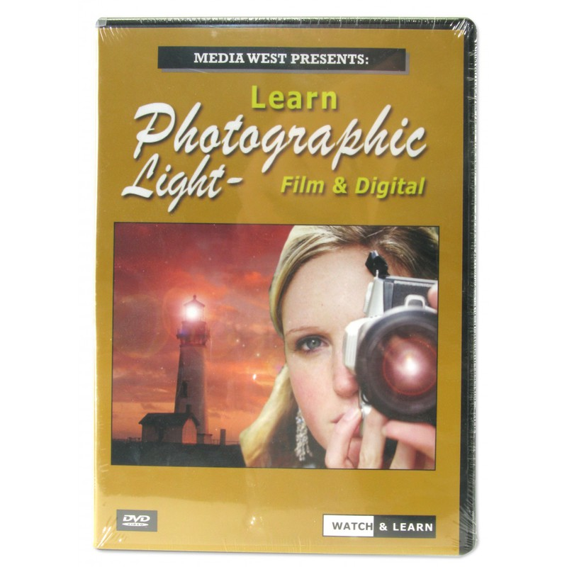 American Educational Learn Photographic Light,Film/Digtl DS