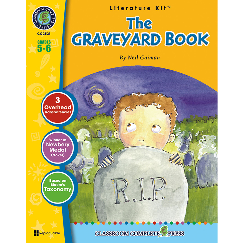 Classroom Complete The Graveyard Book Literature Kit: Grades 5-6