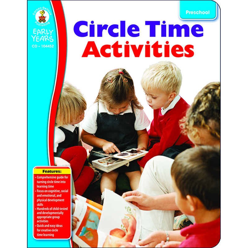Early Years Circle Time Activities