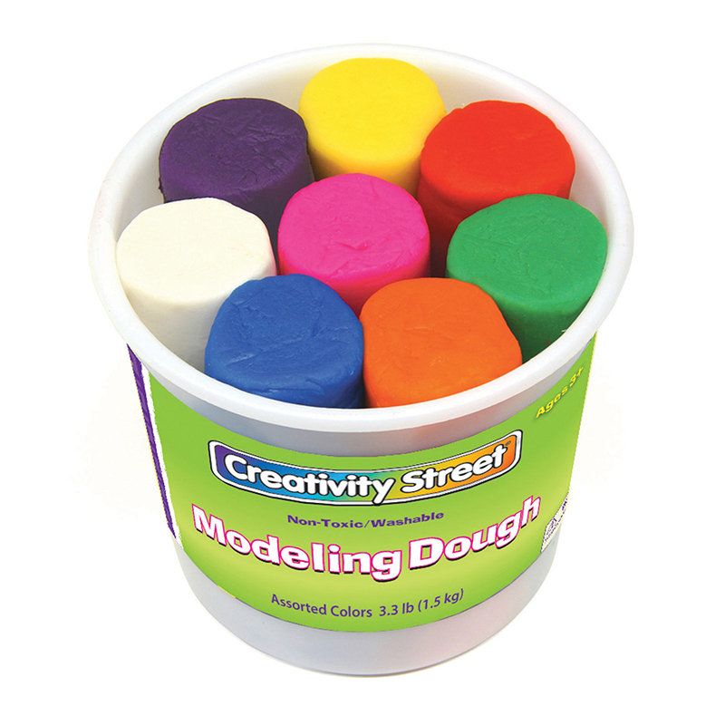 Creativity Street® Modeling Dough 8 Colors
