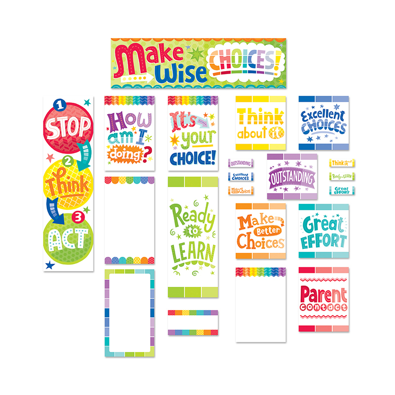 Behavior Clip Chart Mini Bb Set Paint