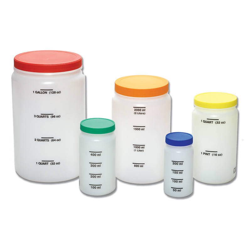 Learning Advantage Deluxe Nesting Liquid Measure Set