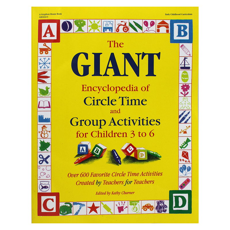 The Giant Encyclopedia Circle Time for Ages 3 to 6