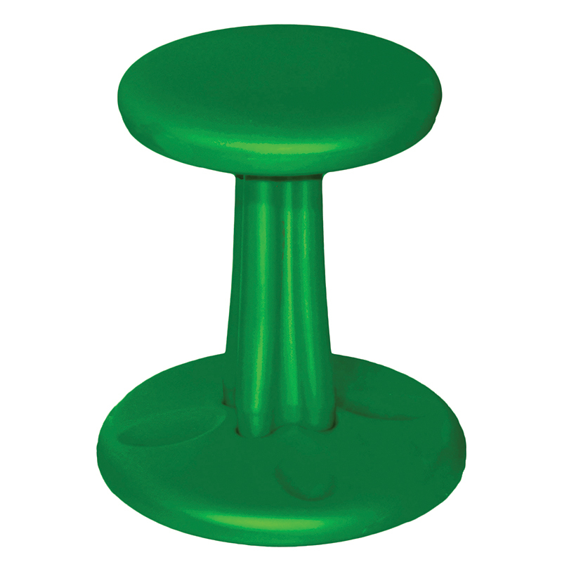 Kids Kore Wobble Chair 14in Green