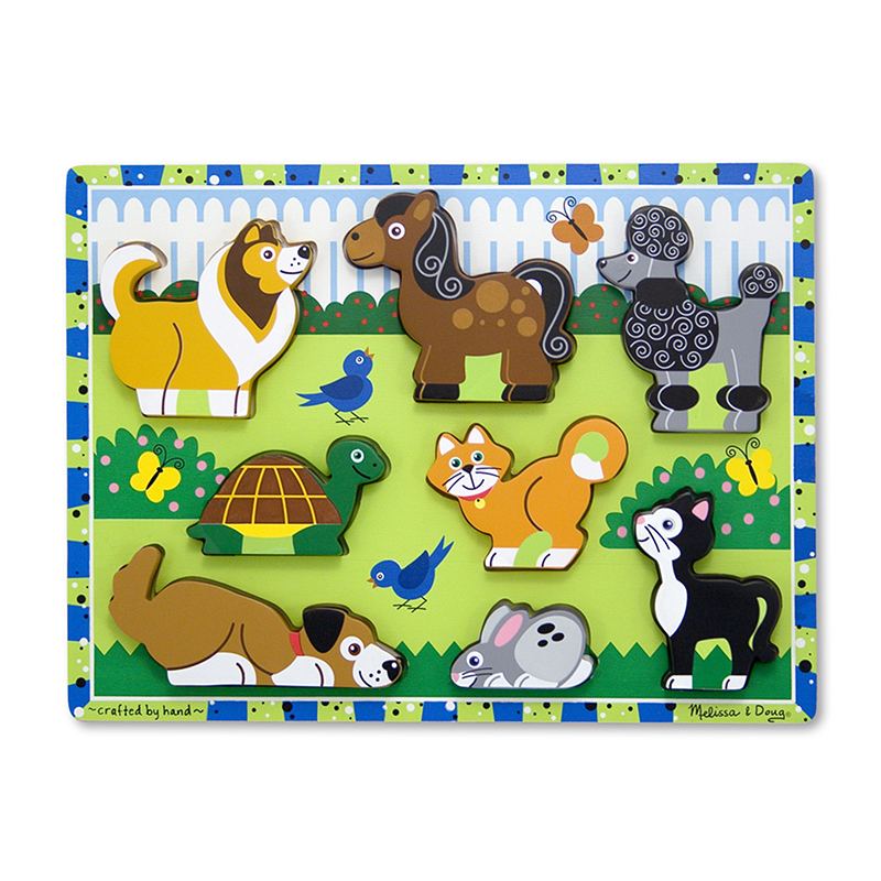 Pets Chunky Puzzle