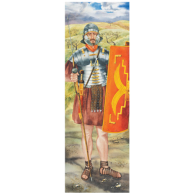 Roman Soldier Colossal Poster