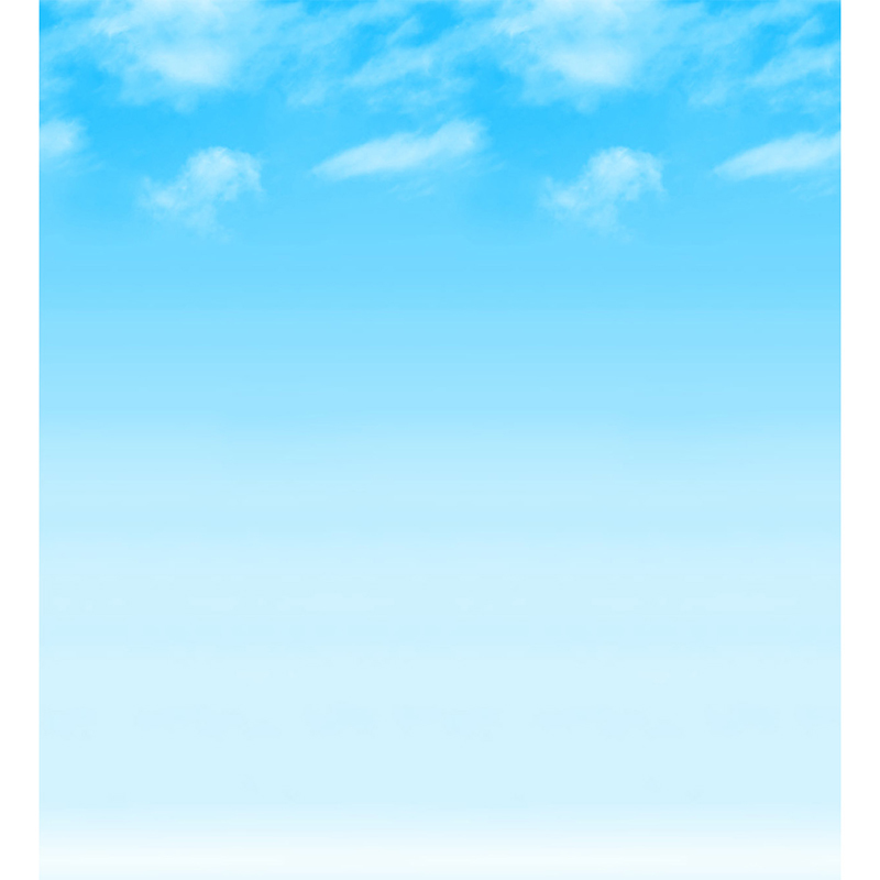 Fadeless 48x12 Wispy Clouds 4rls Per Carton