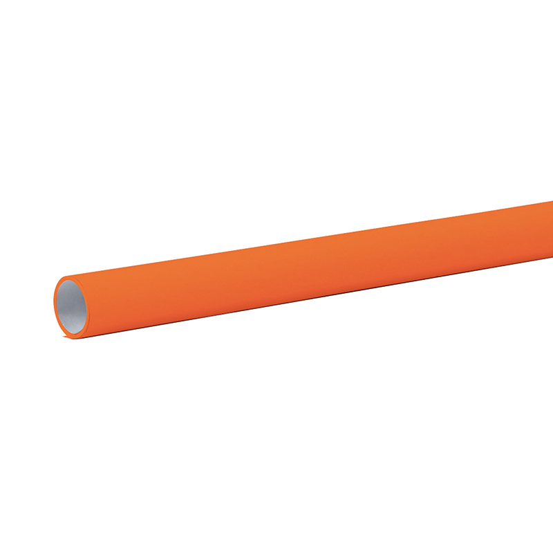 Fadeless 48 X 50 Roll Orange Boxed