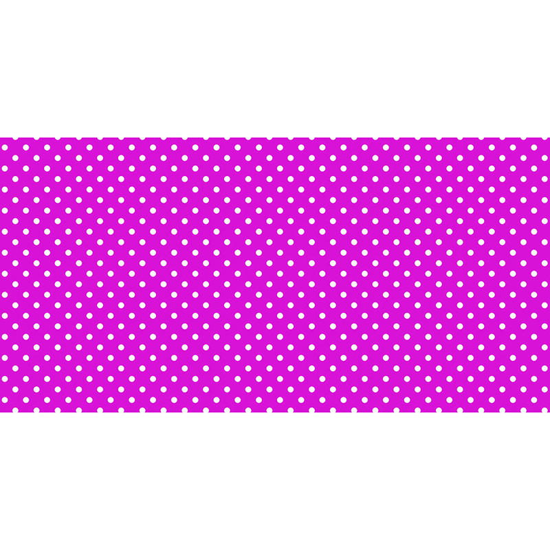Fadeless 48x50ft Classic Dots Pink Design Roll