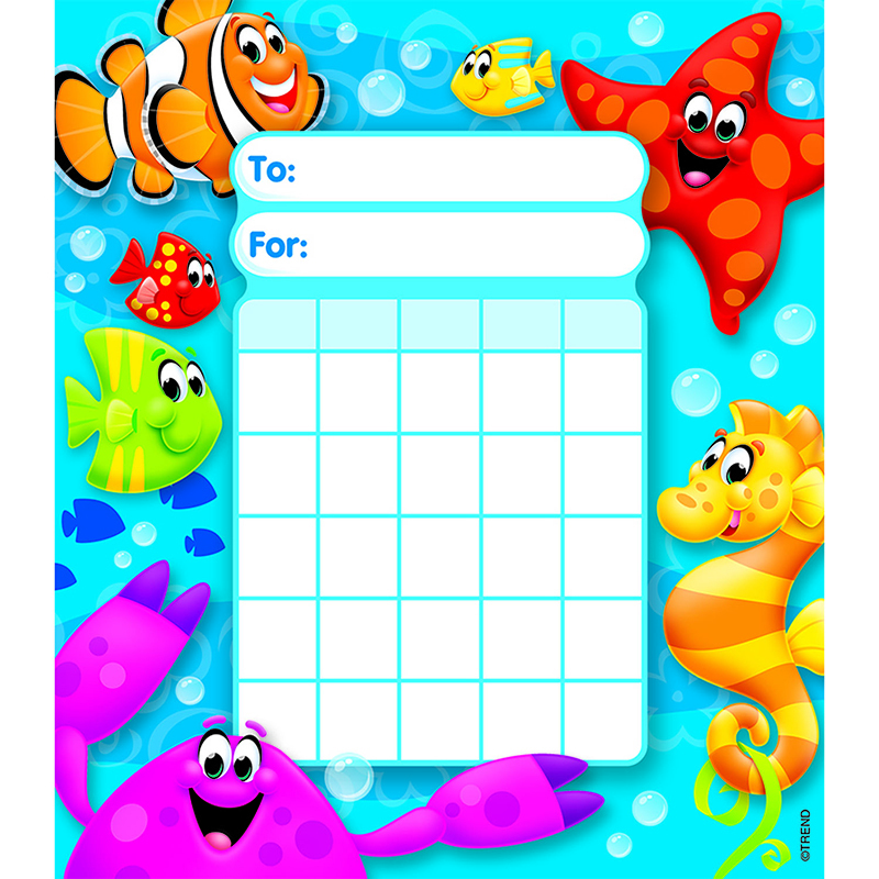 Sea Buddies Incentive Pad
