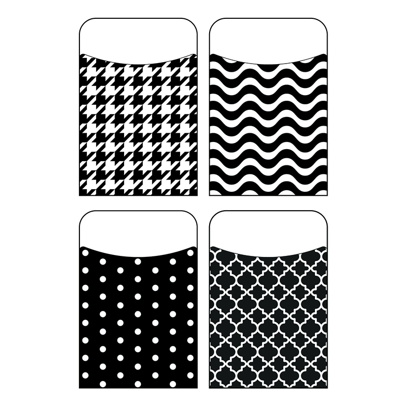 Black & White Terrific Pockets Variety Pack