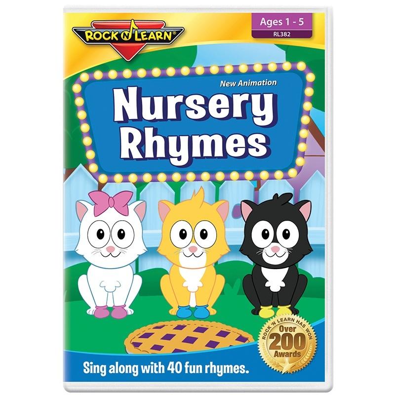 Nursery Rhymes Dvd - Dvd & Vhs Online
