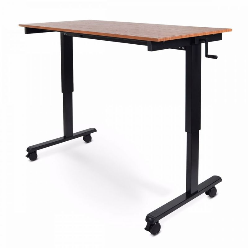 Luxor 60 Quot Crank Adjustable Stand Up Desk New Products