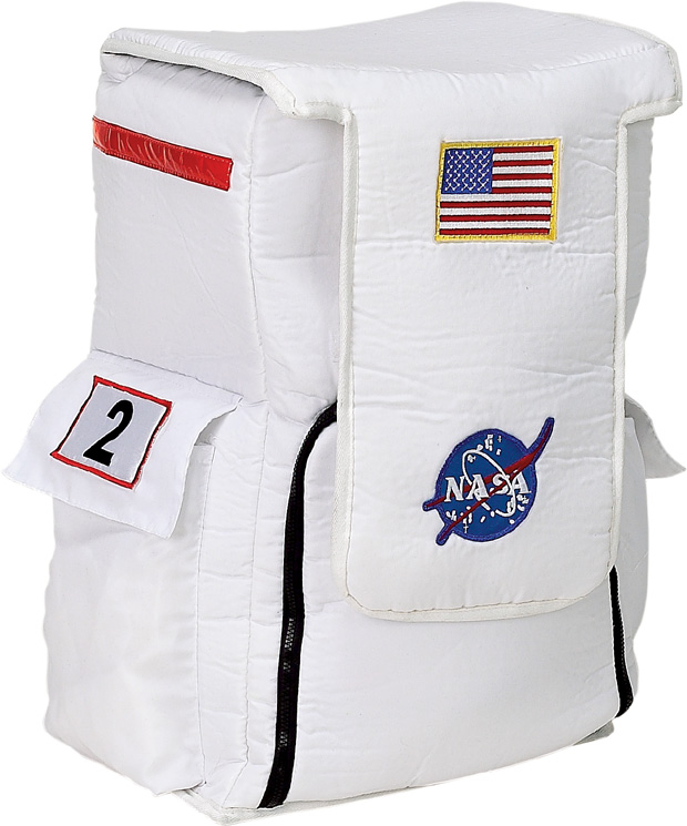 Aeromax Astronaut Back Pack-Closed