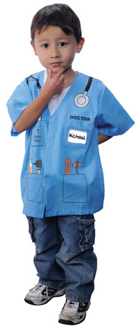 Aeromax Aeromax My 1st Career Gear Doctor: Blue, for Ages 3 to 5 years