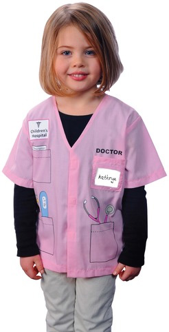 Aeromax Aeromax My 1st Career Gear Doctor: Pink, for Ages 3 to 5 Years